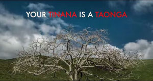 Your Tinana is a Taonga