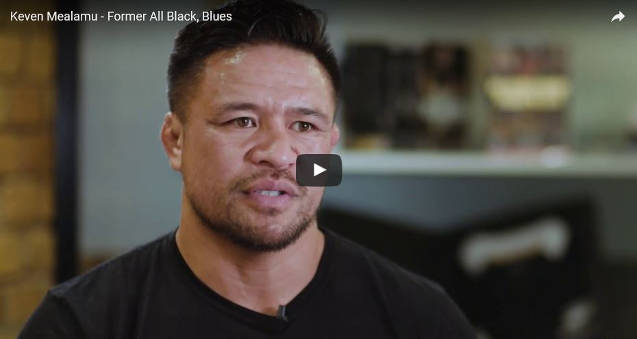 Wellbeing tips from NZ rugby greats