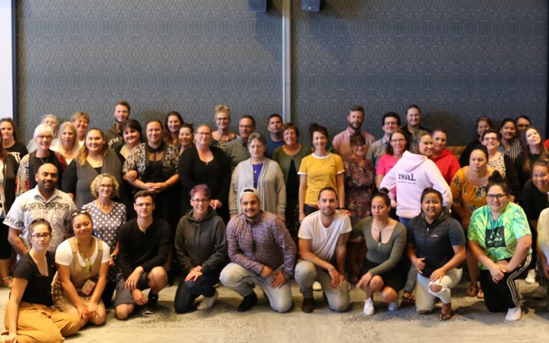 Connection, kōrero and learning at Real Hui