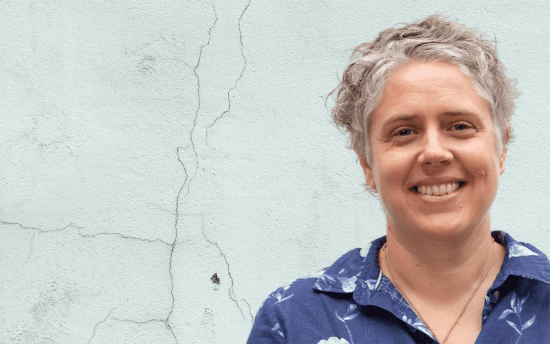 Kia ora Miriam – the new head of Real!