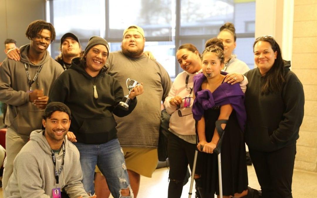 Te Hononga's winning waiata